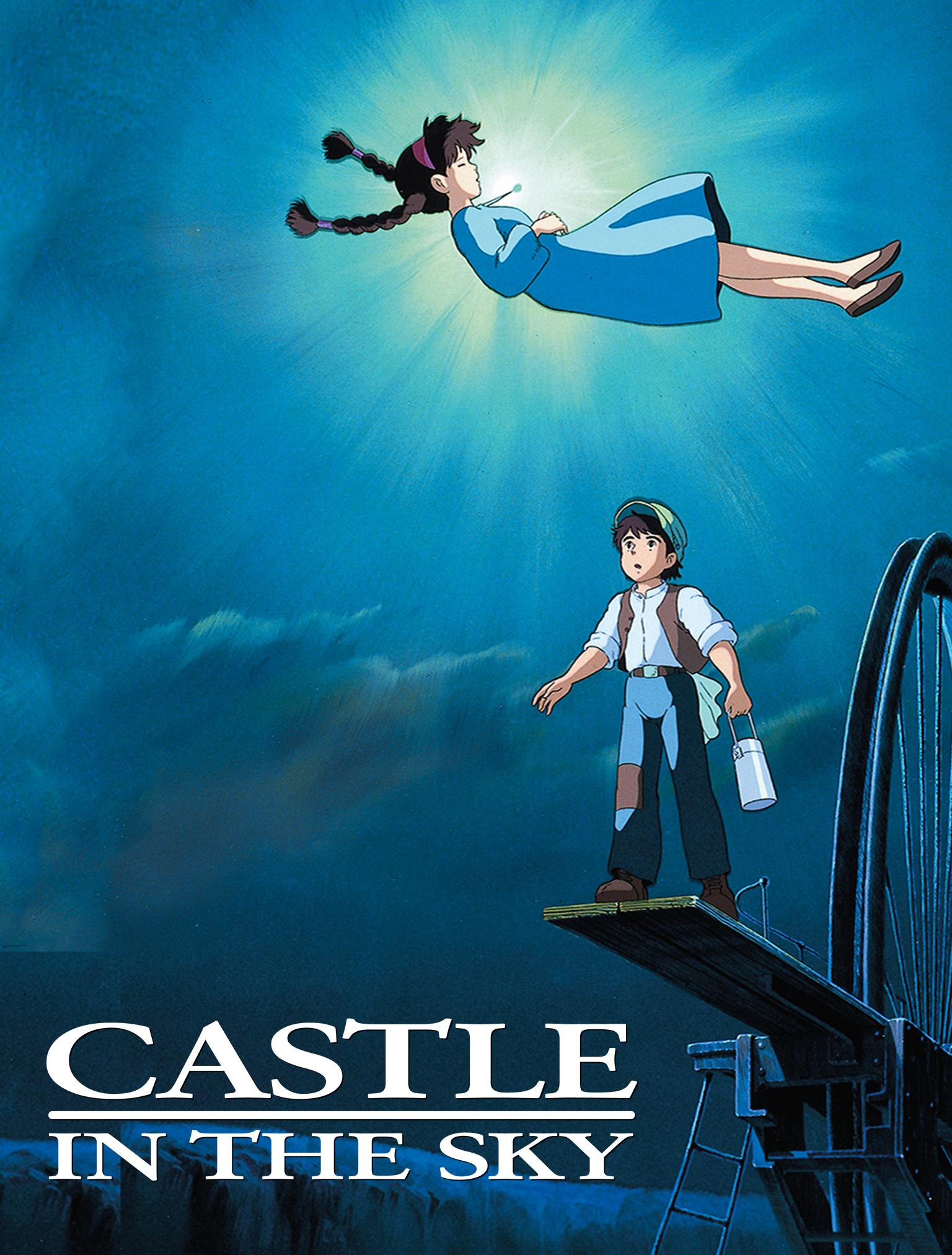 دانلود انیمیشن Castle in the Sky 1986 دوبله فارسی