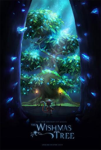 دانلود انیمیشن The Wishmas Tree 2020 دوبله فارسی