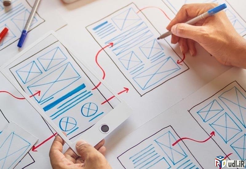 معنای UI و UX چیست؟ بررسی تفاوت این دو در طراحی