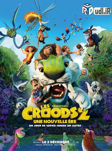 دانلود انیمیشن The Croods: A New Age 2020 دوبله فارسی